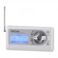 AudioComm ワンセグTVポケットラジオ ホワイト [品番]07-9732