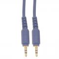 オーディオ接続コード ステレオミニプラグ-ステレオミニプラグ 1.5m [品番]01-2616