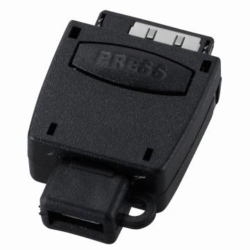 充電用 変換コネクター MicroUSB-au [品番]01-3392