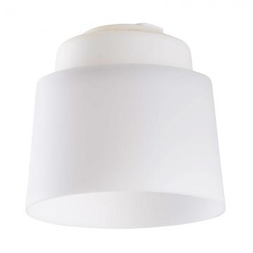 LEDシーリングミニSH セード付 60形相当 電球色 [品番]03-4196