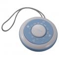 AudioComm シャワーラジオ S301Eブルー [品番]07-8165