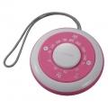 AudioComm シャワーラジオ S301Eピンク [品番]07-8166
