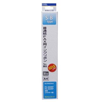 ファクス用インクリボン S-Bタイプ 1本入 [品番]01-1119