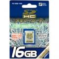 SDHCメモリーカード16GB [品番]01-3341