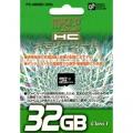 マイクロSDHCメモリー32GB [品番]01-3344