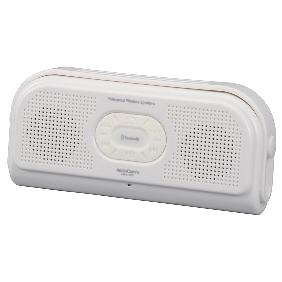 AudioComm Bluetooth 防水スピーカー ホワイト [品番]03-2199