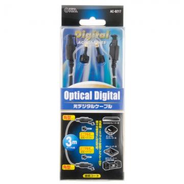 光デジタルケーブル 3m [品番]05-0217