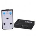 3ポート HDMIセレクター リモコン付 [品番]05-0298
