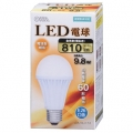 LED電球 E26 60形相当 電球色 [品番]06-3029