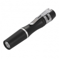 LED クリップ付きペンライト ブラック [品番]07-0369