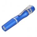 LED クリップ付きペンライト ブルー [品番]07-0967