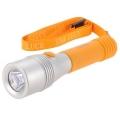 LEDライト ウナルーチェ オレンジ 電池付 [品番]07-7809