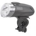 自転車用LEDライト ブラック [品番]07-7887