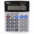 2電源 税計算機能付 電卓 [品番]07-7984