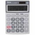 2電源 税計算機能付 電卓 [品番]07-7987