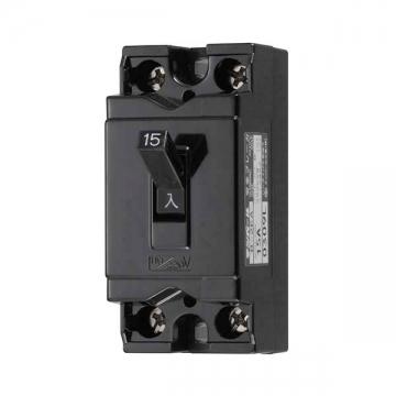 安全ブレーカー 15A AC110/200V [品番]00-8454