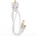 デジタルTV2出力分波器 [品番]04-0555