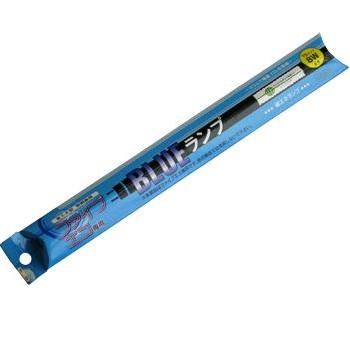 直管蛍光灯ランプ ファイブエコ 8W ブルー [品番]04-2594
