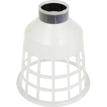 電球ガード プラスチック [品番]04-3102