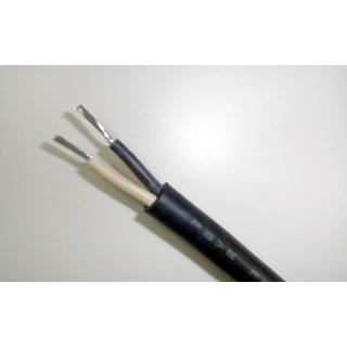 ゴムキャブタイヤケーブル 1CT 2.0mm2×4芯 10m [品番]04-4330