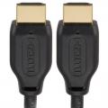 HDMI ケーブル 0.5m 黒 [品番]05-0251