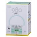 ボール形LED電球 E26/11.0W 昼白色 [品番]06-1326