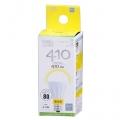 LED電球 ミニクリプトン形 40形相当 E17 電球色 密閉器具対応 [品番]06-1329