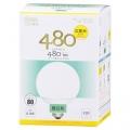 広配光LED電球 E26/6.8W 昼白色 [品番]06-3046