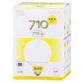 広配光LED電球 E26/9.4W 電球色 [品番]06-3047