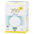 LED電球 ボール形 60形相当 E26 昼白色 [品番]06-3048