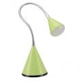 LEDデスクライト LDL-8 グリーン [品番]07-3710