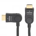 HDMI ケーブル スイング縦型 1m [品番]05-0261