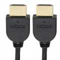 HDMI スリムケーブル 1m [品番]05-0295