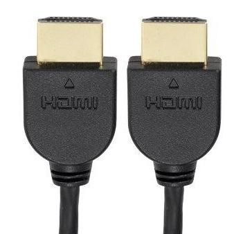 HDMI スリムケーブル 2m [品番]05-0297