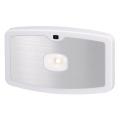 センサー付き LEDキャビネットライト シルバー [品番]04-4237