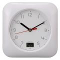 お風呂用クロック&温度計 HB-T10 [品番]08-0046