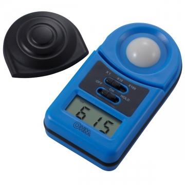 デジタル照度計 LUX-01-A [品番]08-0050