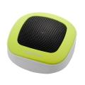 Bluetooth パームトップスピーカー グリーン [品番]03-2277