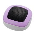 Bluetooth パームトップスピーカー パープル [品番]03-2279