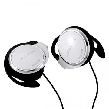 ポータブルステレオヘッドホン E370K ホワイト [品番]03-2702