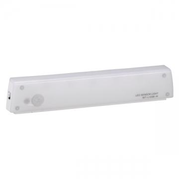 LEDセンサーライト 人感・明暗 白色LED [品番]07-8113
