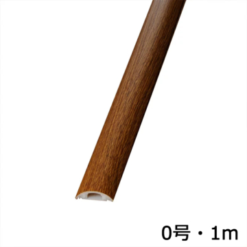 プロテクター 0号 木目オーク 1m×1本 [品番]00-9989