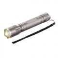 点滅・ズーム機能付き LEDアルミライト 2W [品番]07-8568