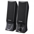 AudioComm アクティブスピーカーシステム [品番]03-2041