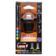 LED電球 ズーム形 E11 電球色 ルーチェエフ  レンズ付替可 [品番]07-6517