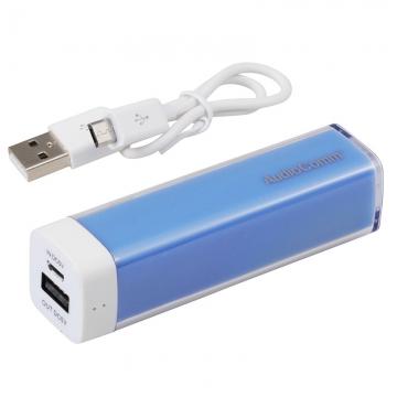 リチウム電池充電器 シンプルチャージャー ブルー [品番]03-2884