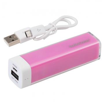 リチウム電池充電器 シンプルチャージャー ピンク [品番]03-2885