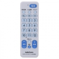 AudioComm シンプルTVリモコン [品番]07-8501