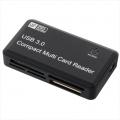 USB3.0対応 マルチカードリーダー [品番]01-3527