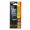 iPhone5用 プロテクトフィルム 薄型高透明タイプ [品番]01-3640